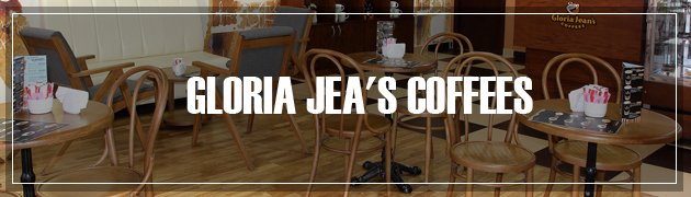 Gloria jea's coffees